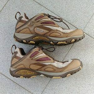 Merrell Air Cushion Brown Footwear Sz 6